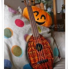 【歐巴桑】臨老學吹打@ukulele